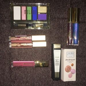 Brand new Milani bundle Makeup set